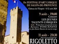 Festival d'Art Lyrique de Salon-de-Provence