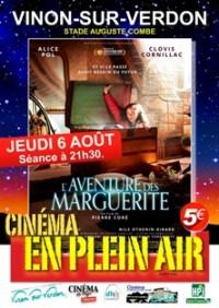 Cinéma d'été à VINON, Alpes de Haute-Provence (04)