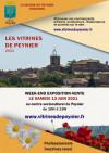 1er Week-End Expo-Vente des Vitrines de Peynier (13)