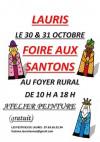 Foire aux Santons de Lauris (Vaucluse)