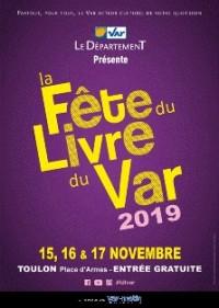Annulée - La Fête du livre 2020 du Var