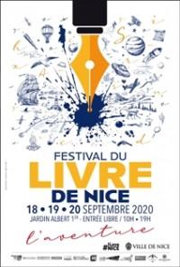 Annulé - Festival du Livre de Nice 2020