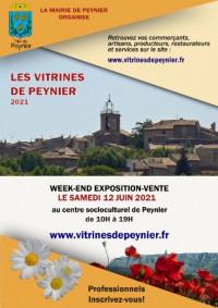 Week-End des Vitrines de Peynier (13) - Salon du Savoir-faire local