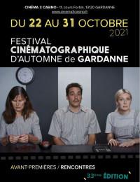 Festival cinématographique d'automne 2021 de Gardanne