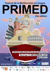 PriMed 2021 - Festival de la Mediterranée en images, Marseille
